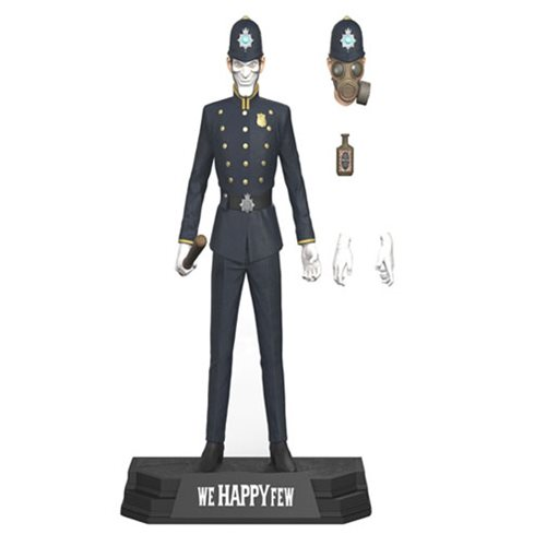 We Happy Few The Bobby 7-Inch Action Figure