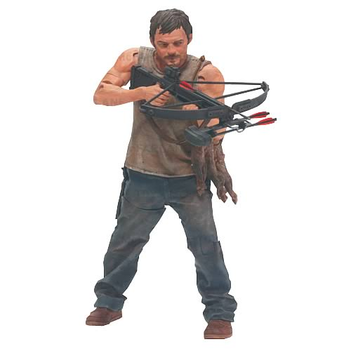 The Walking Dead TV Series 1 Daryl Dixon Action Figure