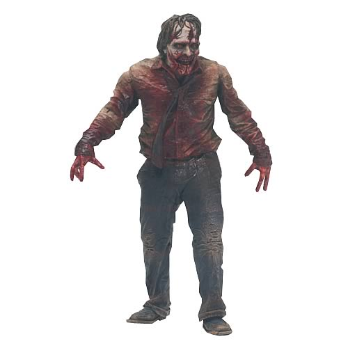 The Walking Dead TV Series 1 Zombie Biter Action Figure