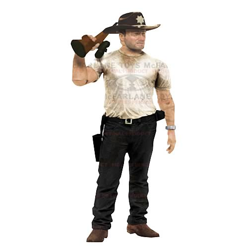 The Walking Dead TV Series 2 Rick Grimes 2 Action Figure