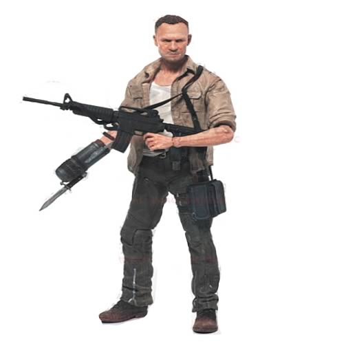 The Walking Dead TV Series 3 Merle Dixon Action Figure