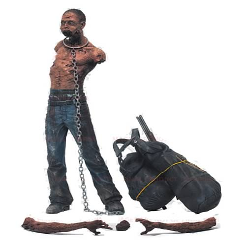 The Walking Dead TV Michonne's Pet Zombie #1 Figure