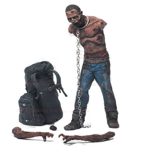 The Walking Dead TV Michonne's Pet Zombie #2 Figure