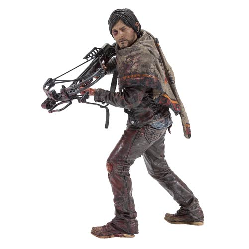The Walking Dead Daryl Dixon Survivor 10-Inch Deluxe Figure