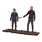 The Walking Dead Negan and Glenn Deluxe Box Set
