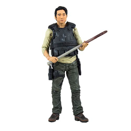 The Walking Dead TV Series 5 Glenn Action Figure