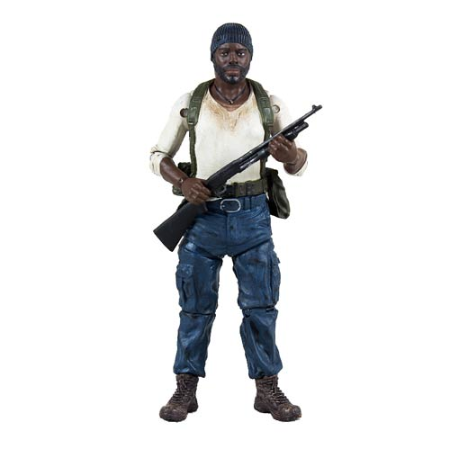 The Walking Dead TV Series 5 Tyreese Action Figure