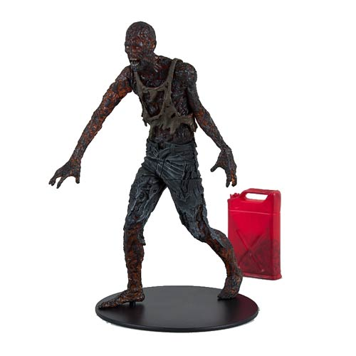 The Walking Dead TV Series 5 Charred Walker Action Figure