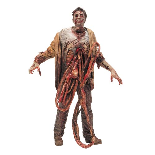 Walking Dead TV Series 6 Bungie Guts Zombie Action Figure