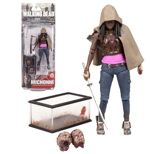 The Walking Dead TV Series 6 Michonne Action Figure