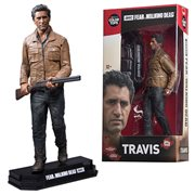 Fear the Walking Dead Travis Manawa 7-Inch Action Figure