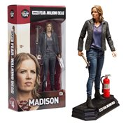 Fear the Walking Dead Madison Clark 7-Inch Red Wave Figure