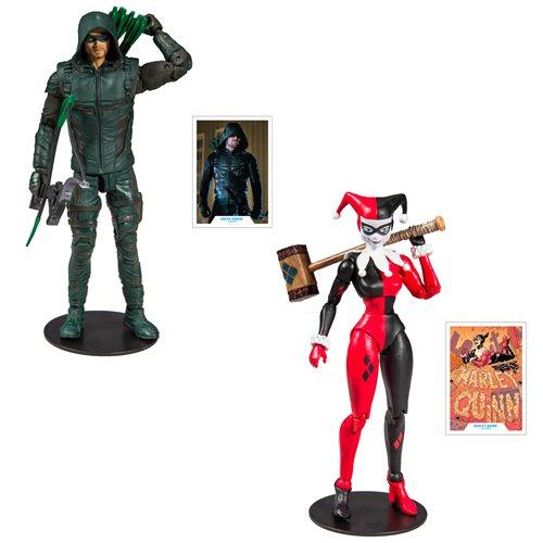 DC Comics Wave 1 7-Inch Action Figure Set