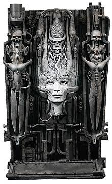 H.R. Giger Li II 10-inch Sculpture