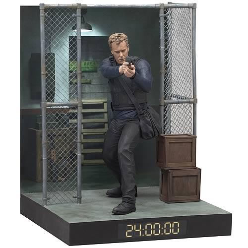 24 Jack Bauer Action Figure Boxed Set #1