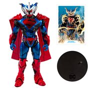 DC Armored Wave 1 Superman Unchained 7-Inch Figure