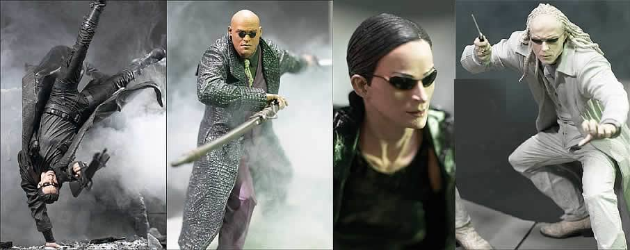 Matrix (Series 1) Figures