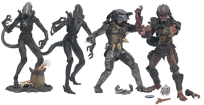 Alien vs. Predator Series 2 Set