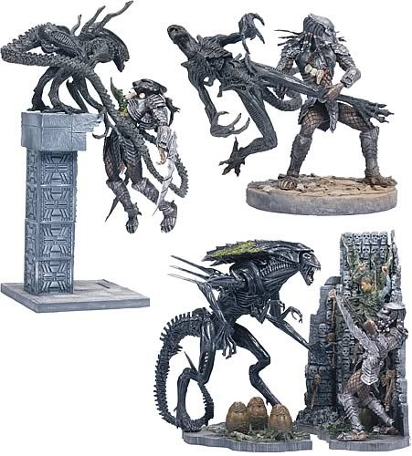 Alien vs. Predator Movie Series 2 Action Figure Case