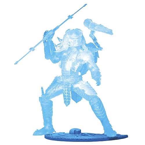Deluxe Stealth Scar Predator 12-Inch Action Figure