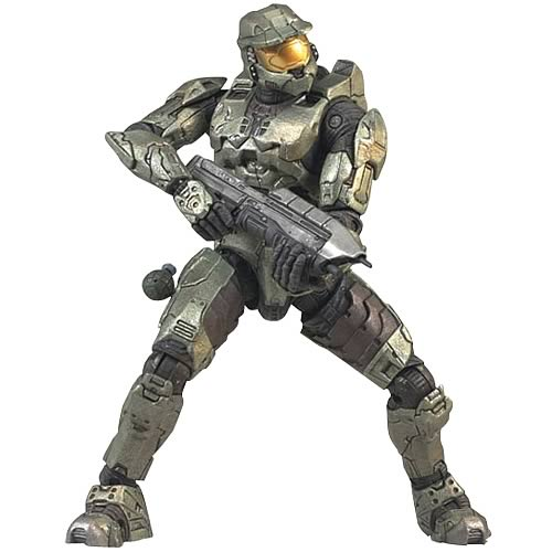 Halo 3 Master Chief Action Figure