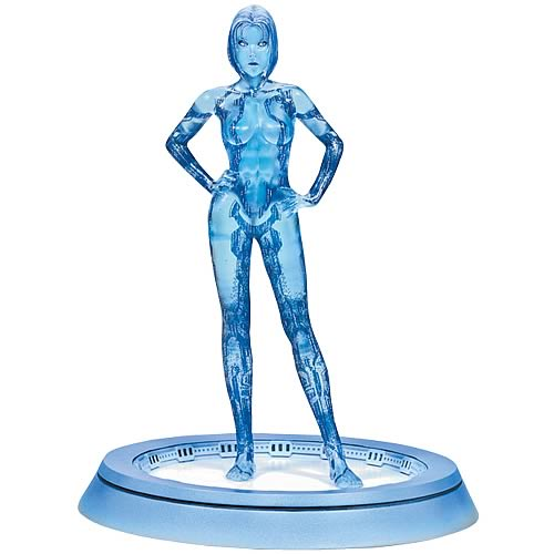 Halo 3 Cortana Action Figure