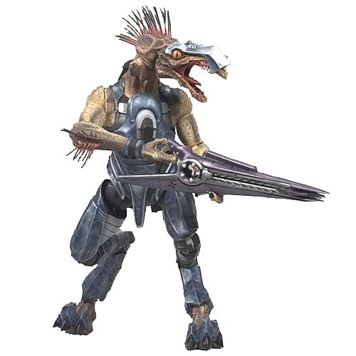 Halo 3 Jackal Sniper Action Figure