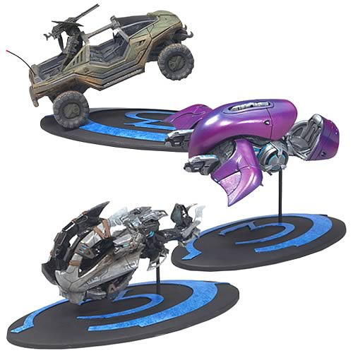 Halo 3 Series 1 Vehicles