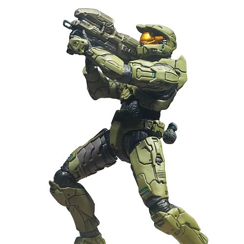 Halo 3 Series 2 Master Chief  Action Figure