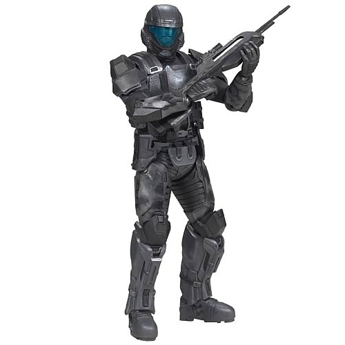 Halo 3 Series 2 ODST Action Figure