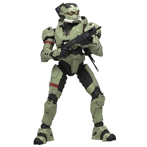 Halo 3 Series 2 Olive Spartan Soldier EOD Action Figure