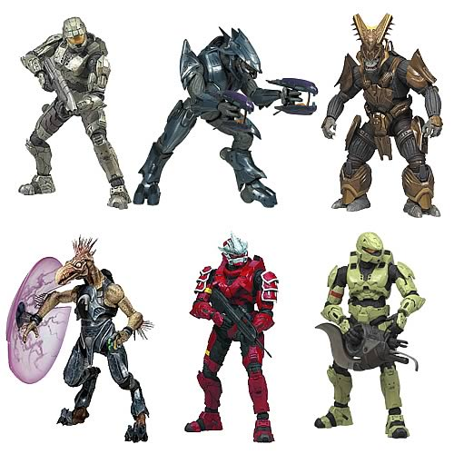 Halo 3 Series 3 Action Figure Case