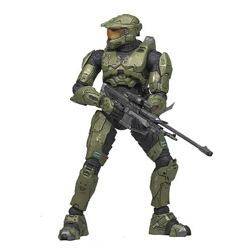 Halo 3 Series 3 Master Chief Action Figure