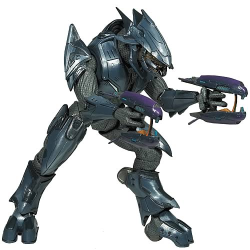 Halo 3 Series 3 Elite Combat Action Figure