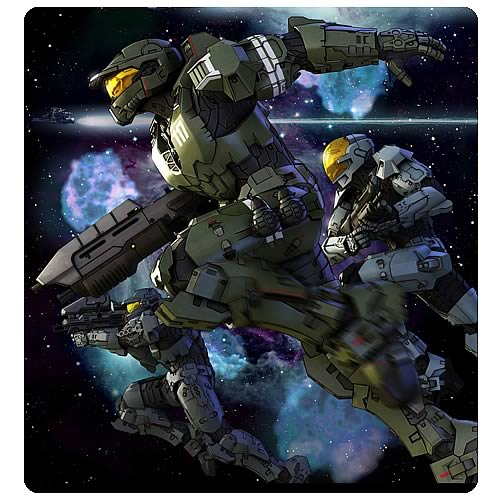 Halo Legends: The Package Spartan Action Figure 3-Pack