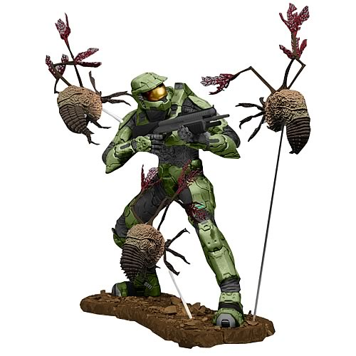 Halo 3 Legendary Collection Master Chief Statue