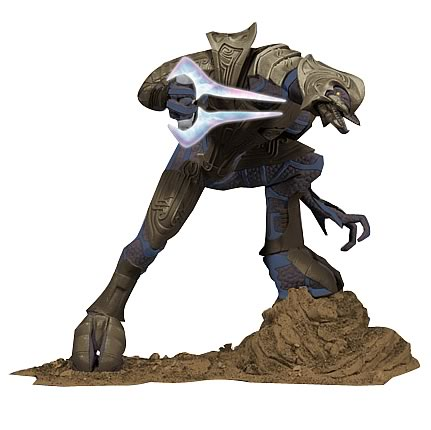 Halo 3 Legendary Collection Arbiter Statue