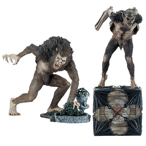 Bram Stoker's Dracula Action Figure Box Set