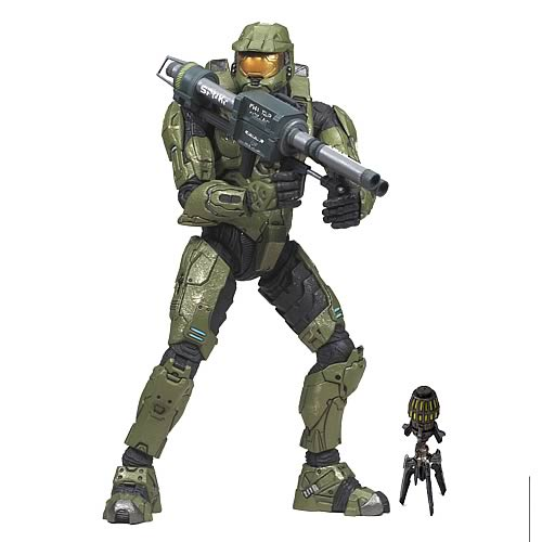 Halo 3 Series 4 Master Chief Action Figure