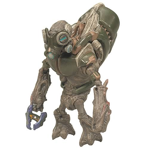 Halo Reach Series 3 Grunt Heavy Action Figure