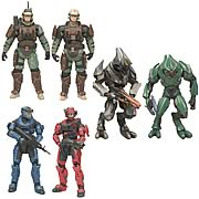 Halo Reach Series 3 Action Figure 2-Pack Case
