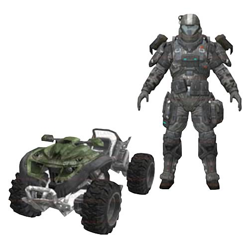 Halo Reach Exodus Mongoose Box Set