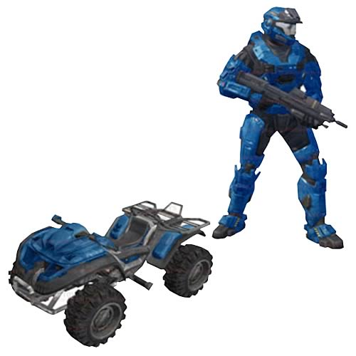 Halo Reach Rocket Race Mongoose Box Set