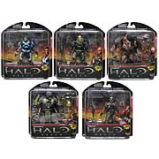 Halo Reach Series 6 Action Figure Case