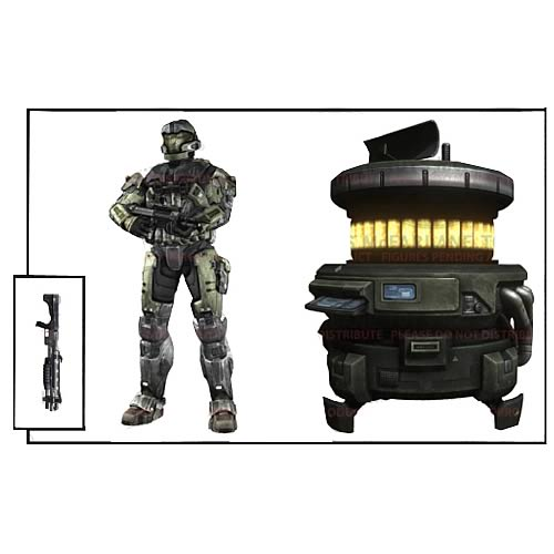 Halo Reach Series 6 Generator Defense Box Set