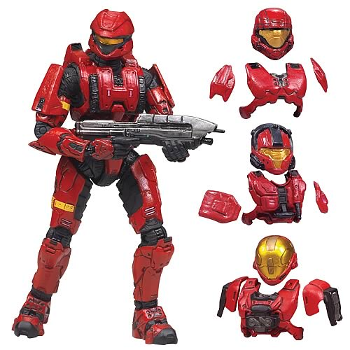 Halo Spartan figures, Halo Figures,Halo Action Figures