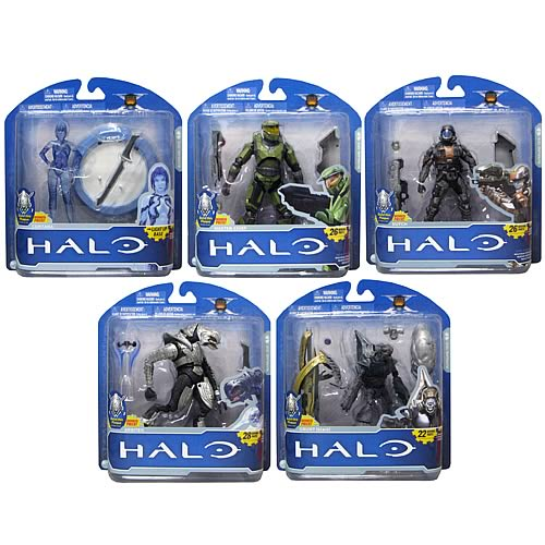 Halo Anniversary Revision 1 Action Figure Case