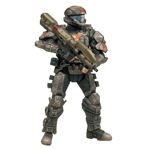 Halo Anniversary Dutch Action Figure