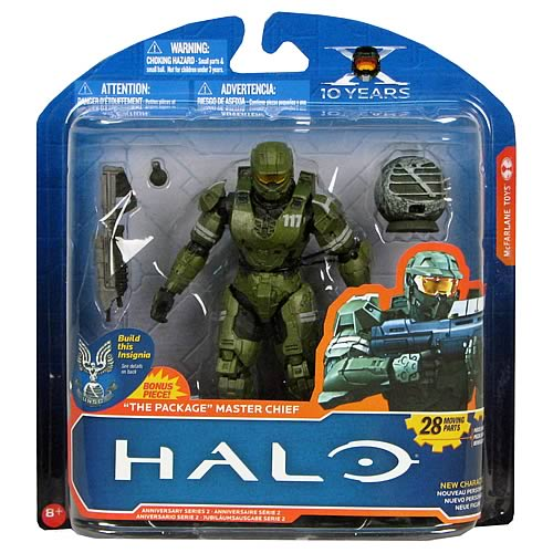 Halo Anniversary Series 2 Master Chief Action Figure