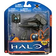 Halo Anniversary Series 2 Sentinel and Guilty Spark Figures